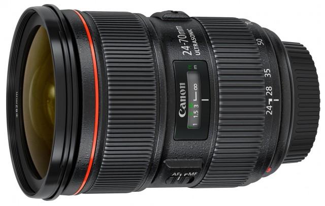 Canon EF 24-70mm F2,8 L II USM - 1