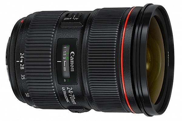 Canon EF 24-70mm F2,8 L II USM - 2
