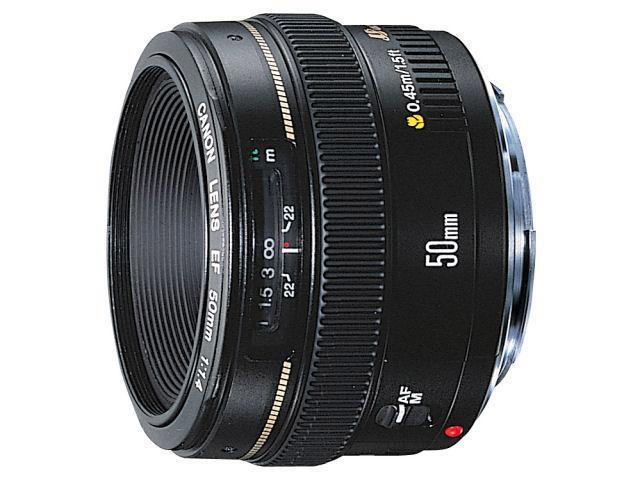 Canon EF 50mm F1.4 USM - 2