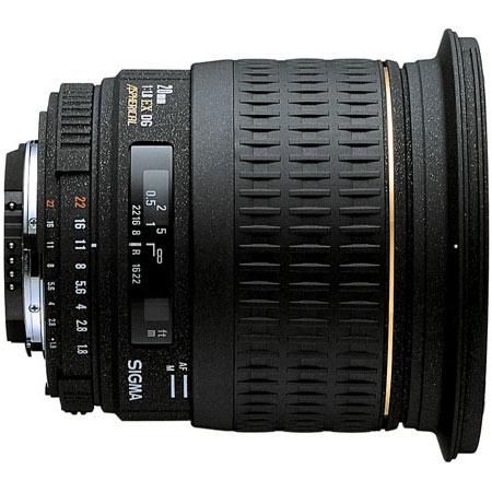 sigma AF 20mm F1.8 EX DG DF - 2